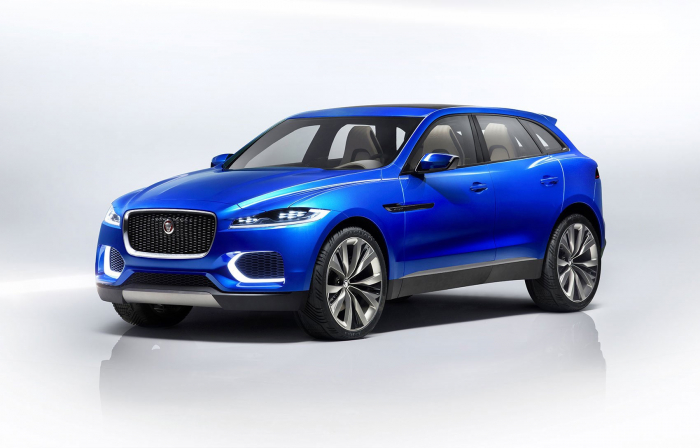 Exciting New Jaguar J Pace Nears Production